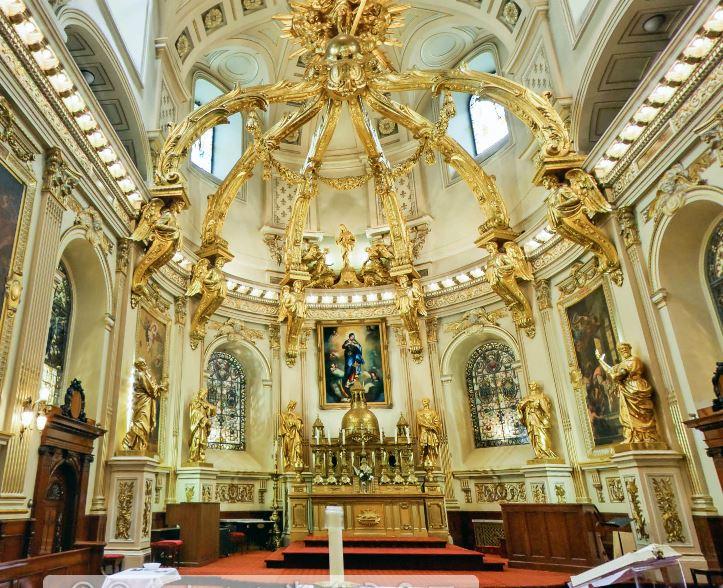 Basilique cathédrale Notre-Dame à QUébec