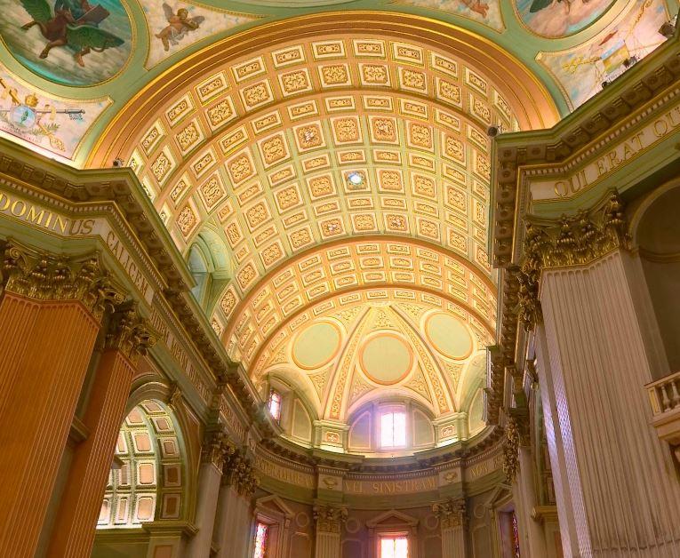 Cathédrale Marie-Reine-du-monde à Montréal
