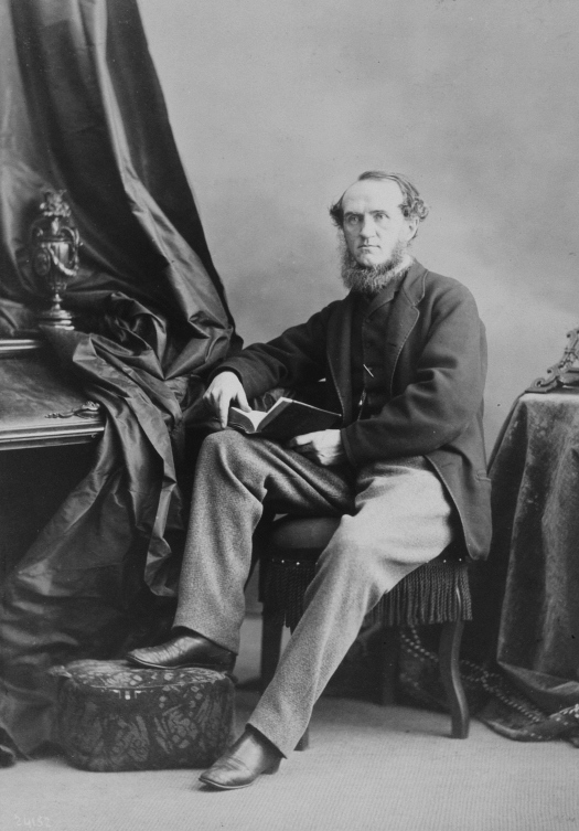William Notman, 1866-67 Photo : Wikipedia commons