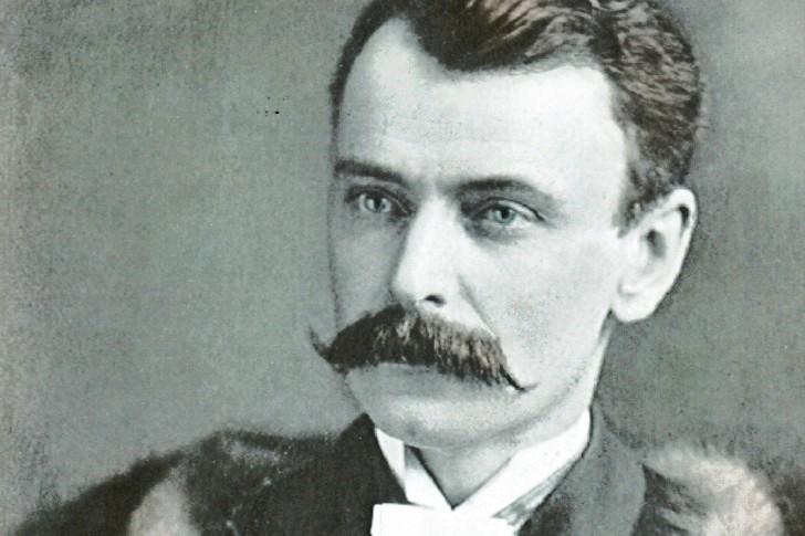 Honoré Beaugrand, vers 1885 (détail) Photo: Bibliothèque et archives nationales du Québec