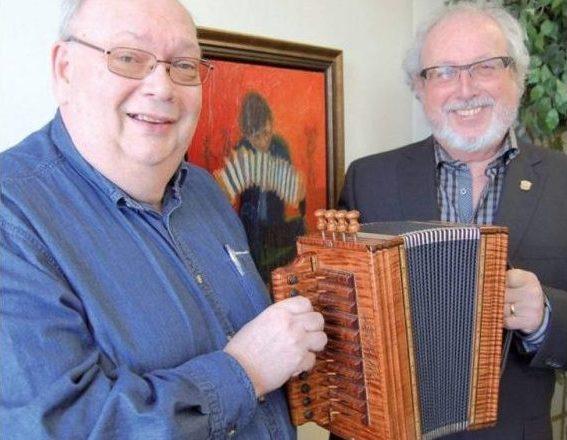 La pratique de l'accordéon diatonique reconnue « patrimoine immatériel magnymontois »