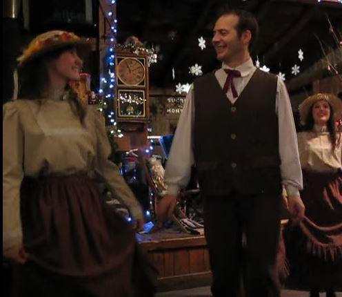 Le groupe de danse folklorique Les petits pas Jacadiens est exemplaire du patrimoine vivant.